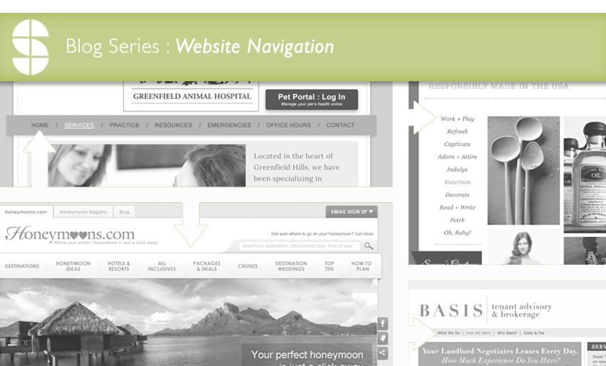 Website Navigation Basics