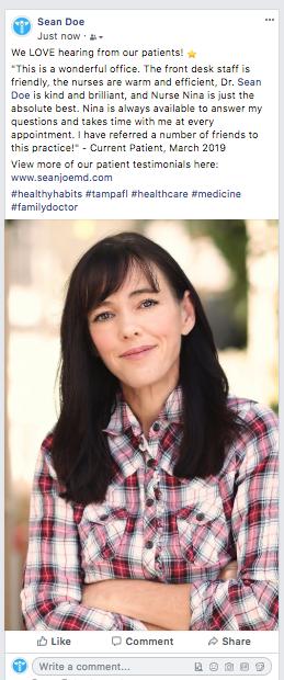 Medical Marketing on Facebook