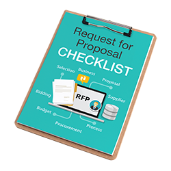 Website RFP Checklist