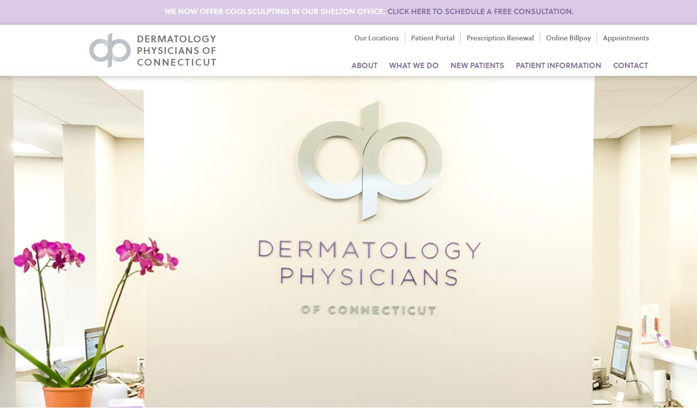 Healthcare Website Redesign