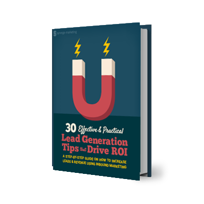 30 Lead Generation Tips that Drive ROI