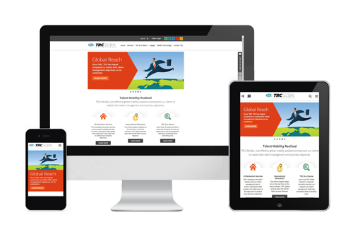 Responsive Web Design Mobile Friendly Website Fairfield County Ct