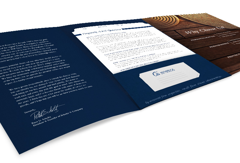 Financial Services - Marketing Collateral