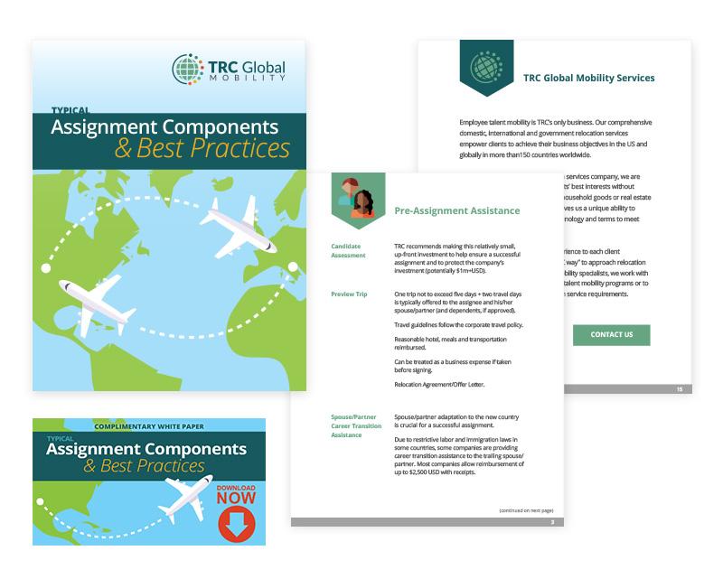 TRC White Paper Design