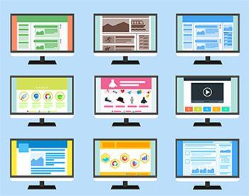 Website design guidelines - Usability on different computer screens